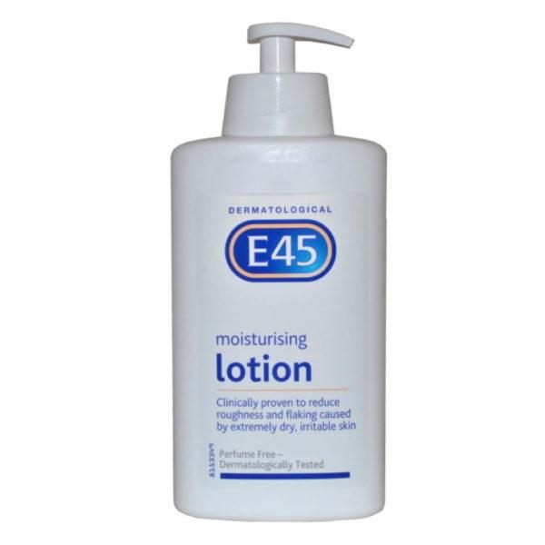 E45 Lotion Pump
