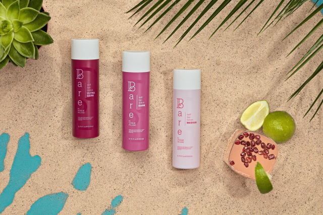 Tanning Products Bare by Vogue